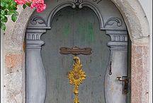 """Doors...."""".porte """""""