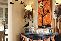 Halloween Decor / by Southern Revivals