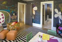 Children's Bedrooms / A collection of ideas for children's bedrooms. / by Allison Arnett