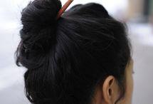 jolie hair / by Daniela C