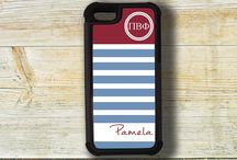 Pi Beta Phi sorority gifts / Pi Beta Phi sorority gift ideas.  Monogrammed items make the perfect gift with your sorority letters and personalized with their name.  Officially licensed Greek vendor.