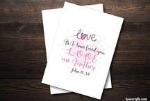 Biblical Cards