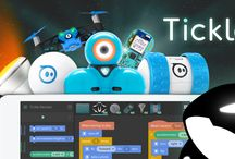 Coding & Robotics using Blockly / This workshop is an introduction to coding in the Primary school years using Blockly in an unplugged environment and then moving into activities using robotics.