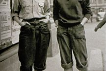 Vêtement dès année 40