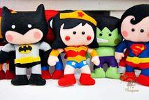 meus bonecos