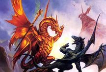 Dragons / by Reilly's Law