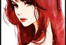 art_academy-anime FACE*-*