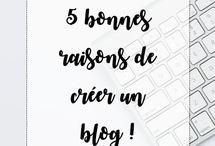Blog et Youtube / Beaucoup de beauté, un peu de mode et quelques articles lifestyle/blogging/astuces
