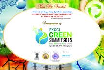 FKCCI Green summit 2015 / FKCCI Global renewable energy summit 2015