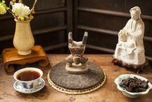 Big Blessing Pu-erh Tea / A warm and approachable mountain village tea.