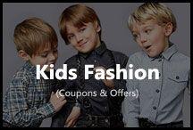 Kids' Fashion / Check out the latest Kids Fashion from FirstCry, Babyoye, Flipkart, Amazon.
