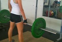 Fitness Stuff / by Jennifer Lindley