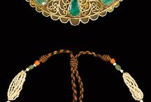 Moroccan  Berber Style Jewelry / Berber jewelry