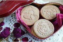 pečiatkové keksíky