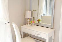 Makeup room / office