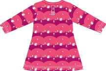 Mädchen Kleid Jersey