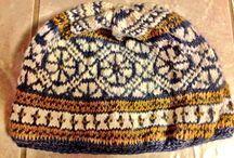 Fun with Fair Isle knitting