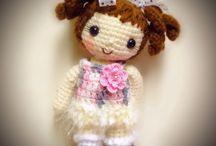 crochet para Olguinha