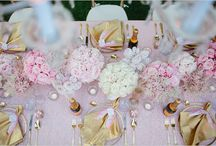 Table top decor / by Elizabeth Mackey