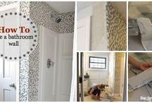 Makeover: bathroom 2 / Bathroom renovation ideas / by Jules Booker