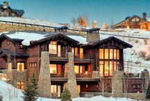 King's Estate at Deer Valley Resort / Luxury ski-in/ski-out home at Deer Valley Resort
