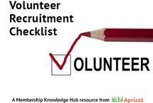 business: volunteers
