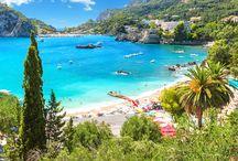 Travel Goals - Corfu