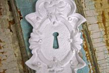 Shabby chic / by Cathy Harbert Dudley