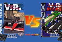 VERSUS / Une Console VS une autre console, un ordinateur VS un autre ordinateur, une console VS un ordinateur, ou une bonrne d'arcade, tout est possible ici.