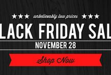 Holiday Sale Events 2014 / Black Friday Sales 11/28, Small Business Saturday 11/29, Cyber Monday 12/1