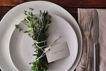 Ricette, tavola e co