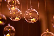 lampki, swieczki,  lampiony