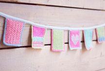 Haken Crochet Tunisian steken stiches