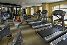 Fitness Fanatics / Love working out and staying fit? Many of our KCM Communities feature fully-equipped fitness facilities.