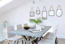 Brainstorming: Dining Areas / Top ideas for the dining spaces in the home.