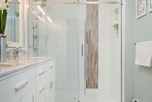 beachy bathroom remodel