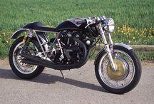Café Racer / Motorcycles