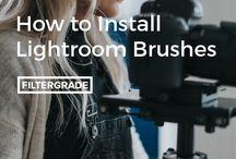 lightroom brushes