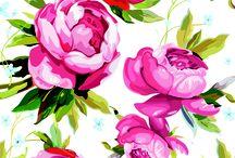 Cover Und flora biru / Cover wallpape