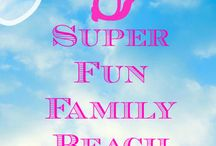Beach Games / Here are a load of fun family beach games that everyone will enjoy