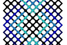 csomózott minták