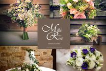 Millie and Rose Designs Floristry / Some inspiration from our Floral portfolio for Florists, Brides and Grooms, including Wedding Bouquets and Special Events Floral Arrangements.