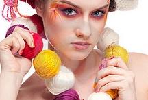 Knitting / A playful colorful hobby. / by Vivian Fundora-Pastoriza