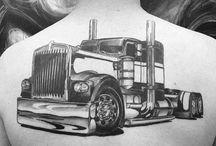 Tattoos truck