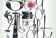 Illustrationer / by Janne Jørgensen