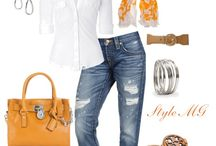 My Style-new fashion / by Patricia Howard