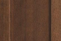 Quarter Sawn Oak Cabinet Doors