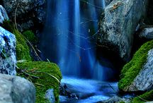 RAINBOWS & WATERFALLS / by Holly Moss