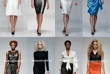 Mike&Ton Collections / A contempory fashion line by Michael De Paulo & Tonya Mezrich composed of chic dresses and seperates.