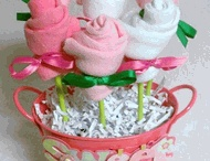 Shower of ideas:baby / Gifts,centerpiece,favors